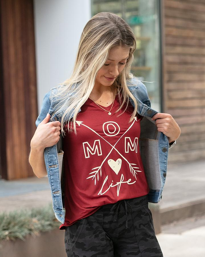 Grace & Lace | Graphic Tees | Mom Life