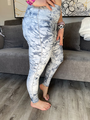 *KP BDAY* Callie Love Leggings | Tie Dye