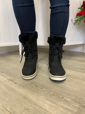 Kimora Snow Boots | Black