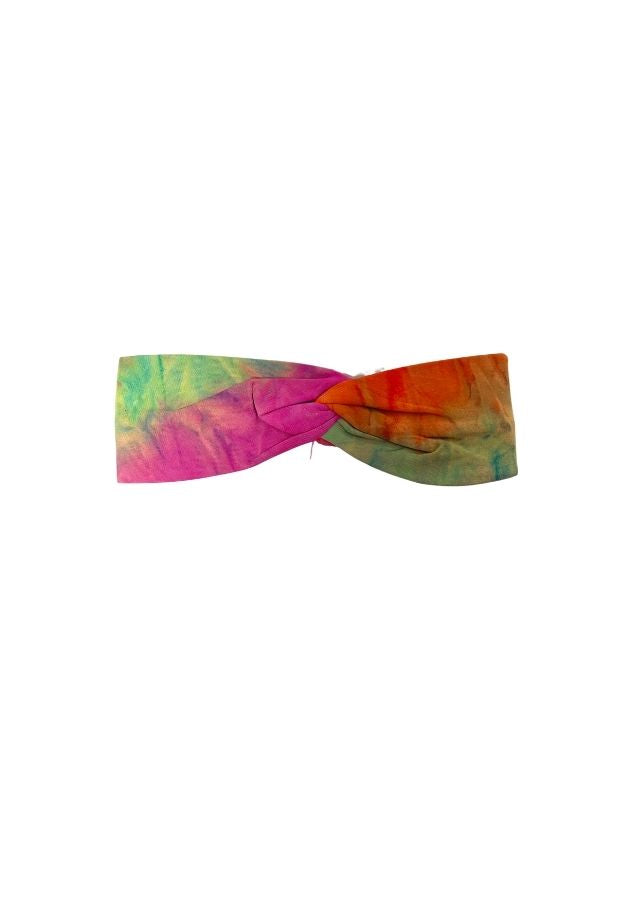 *FINAL SALE* Tie Dye Head Wraps