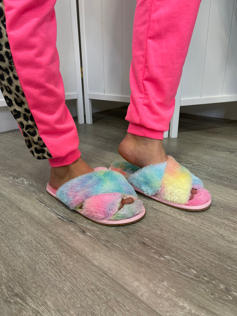 *NEW* Duchess X Slippers | Tie Dye