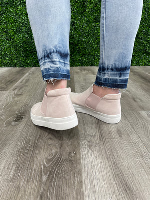 Woods Slip On Sneaker | Soft Pink