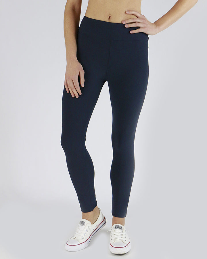 Grace & Lace Live-in Leggings - Navy