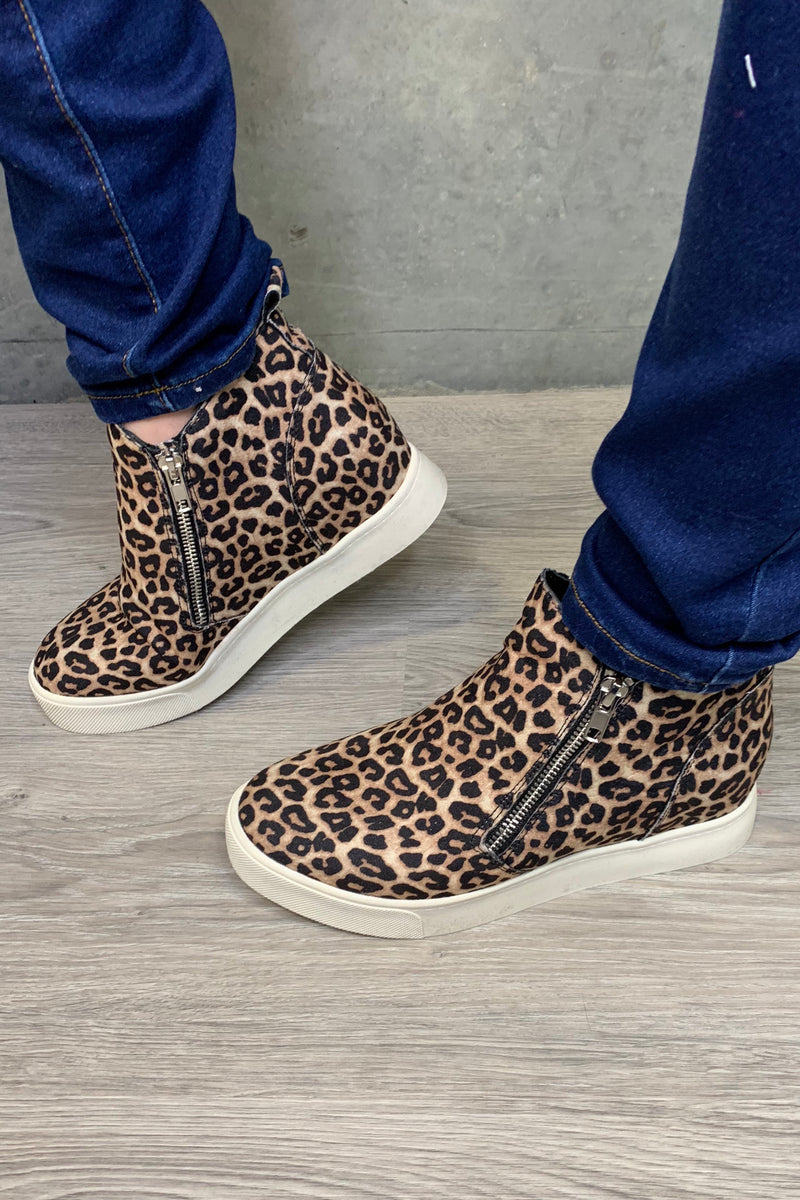 Taylor Wedges - Cheetah