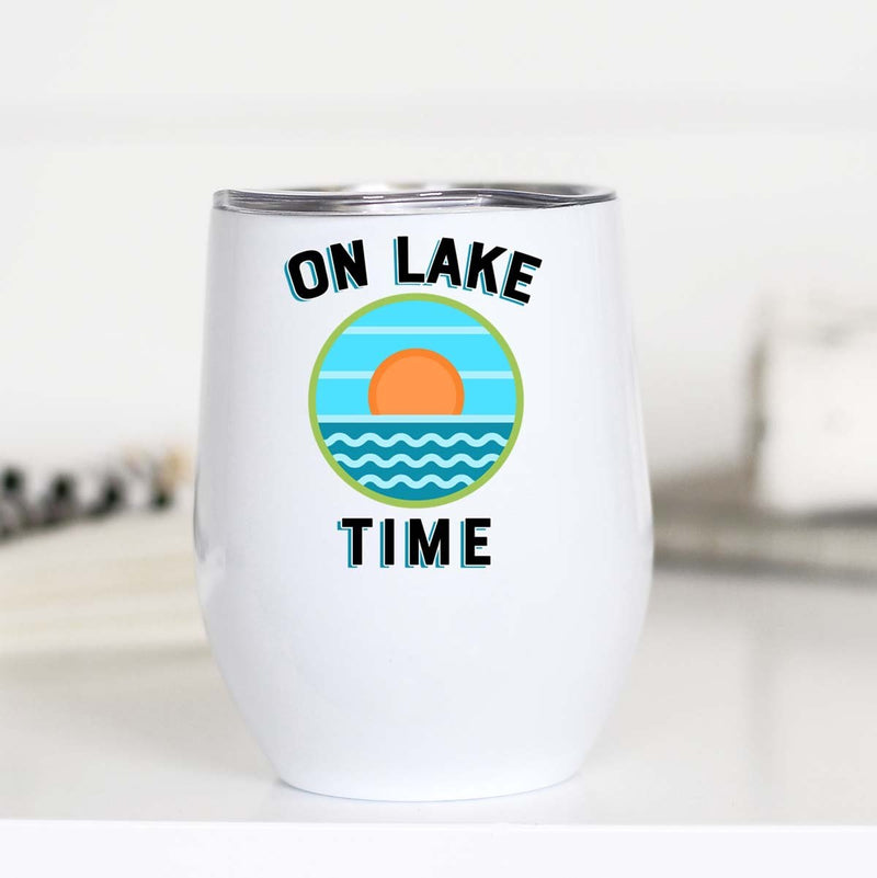 Lake Time | Wine Cup