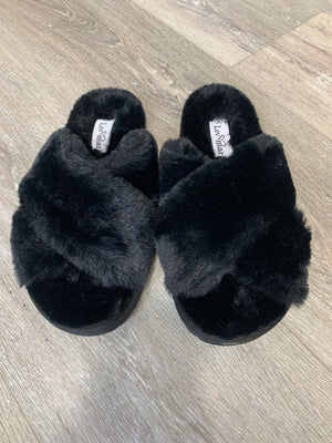 Duchess X Slippers | Black
