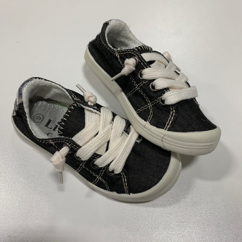 LLB MINIS Sutton Sneakers | Black