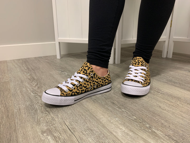 Lizzo Sneakers | Cheetah