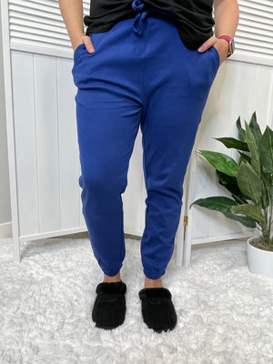 *NEW* Shana Joggers | Royal Blue