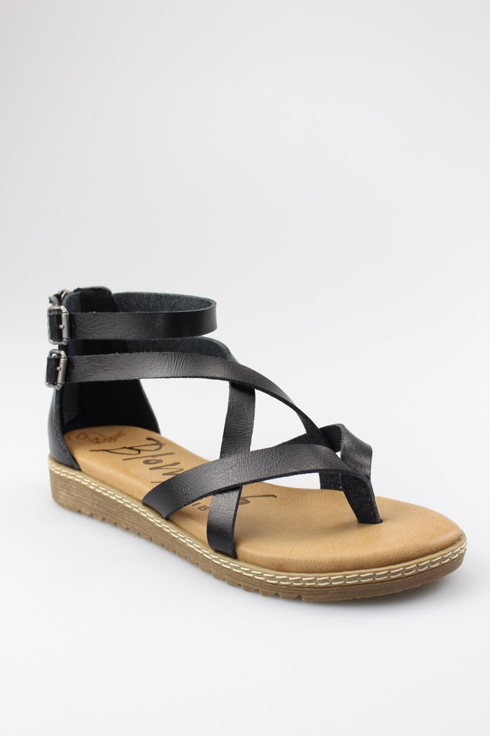 Blowfish OHIO | Sandal | Black Dyecut
