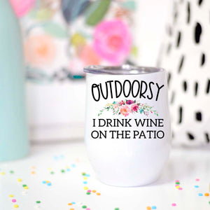 Outdoorsy | Wine Cup