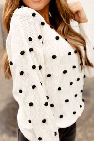 Ampersand The Taylor Sweater | Ivory