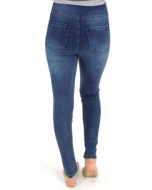 PREORDER Grace & Lace Ultimate Everyday Jegging - Indigo