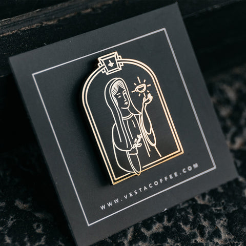 Goddess Enamel Pin