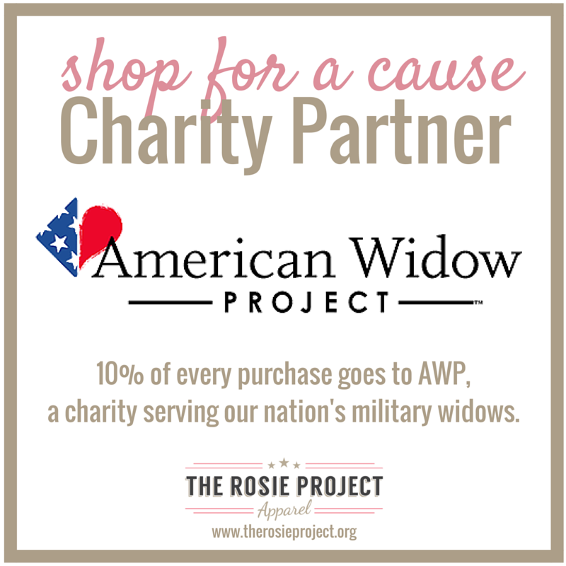 Charity Partner: American Widow Project