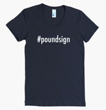 Hashtag Poundsign Women's Tee - The Rosie Project - 6