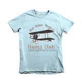 The Rosie Project Flying Club Kids Tee - The Rosie Project - 1