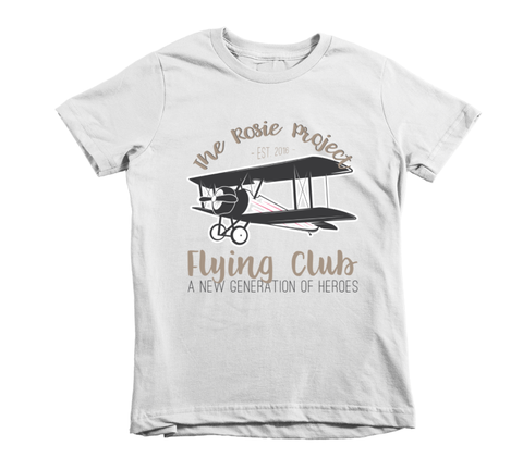 The Rosie Project Flying Club Kids Tee - The Rosie Project - 6