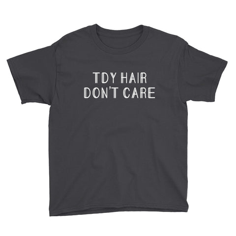 TDY Hair Don't Care Kid Tee