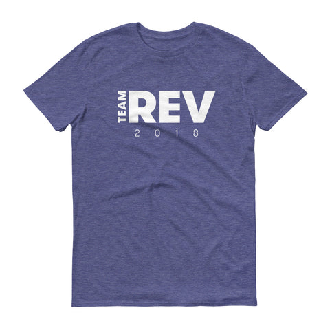 Team REV Fundraiser Tee