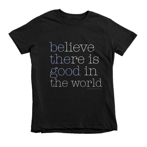 Be the Good Kids Tee - The Rosie Project - 2