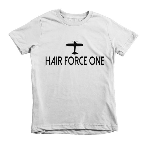 Hair Force One Kids Tee - The Rosie Project - 2