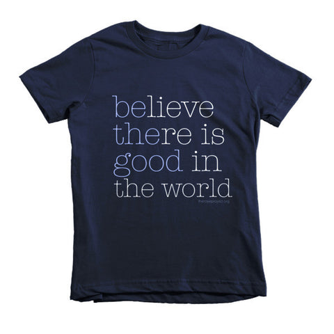 Be the Good Kids Tee - The Rosie Project - 1
