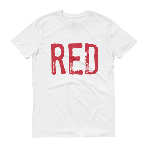 Remember Everyone Deployed Unisex Tee