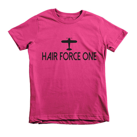 Hair Force One Kids Tee - The Rosie Project - 1