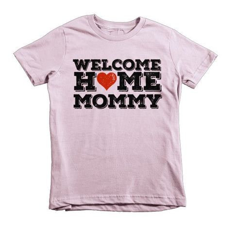 Welcome Home Mommy Kids Tee - The Rosie Project - 1