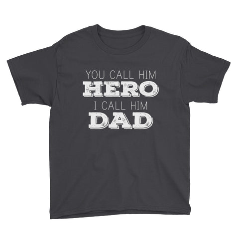 You Call Him Hero Kids Tee