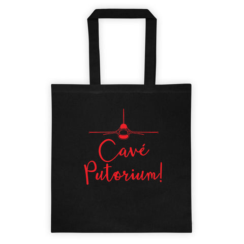 13FS Cave Putorium Tote Bag - The Rosie Project - 1
