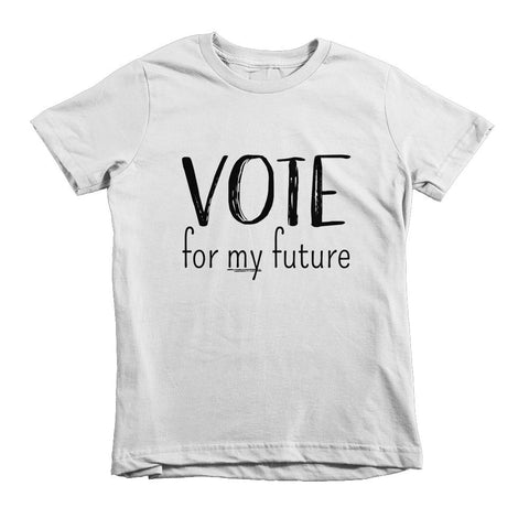 Vote for my Future Kids Tee - The Rosie Project - 2