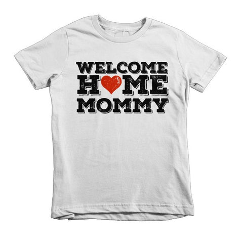 Welcome Home Mommy Kids Tee - The Rosie Project - 2