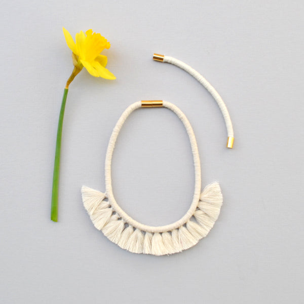 Necklace Extension - Ivory