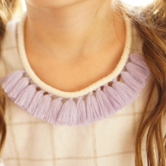 Serenity Tassel Necklace