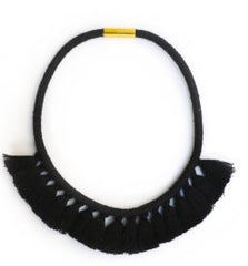 Necklace Extension - Black