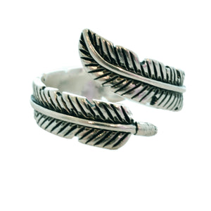 Ariel Feather Ring