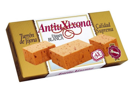 AntiuXixona Soft Nougat with Almonds