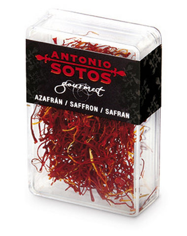 Antonio Sotos Saffron Threads