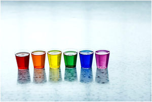 Delicious Shot Recipes to Pour in Personalized Shot Glasses to Your Guests