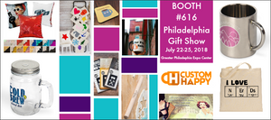 Philly Gift Show Banner