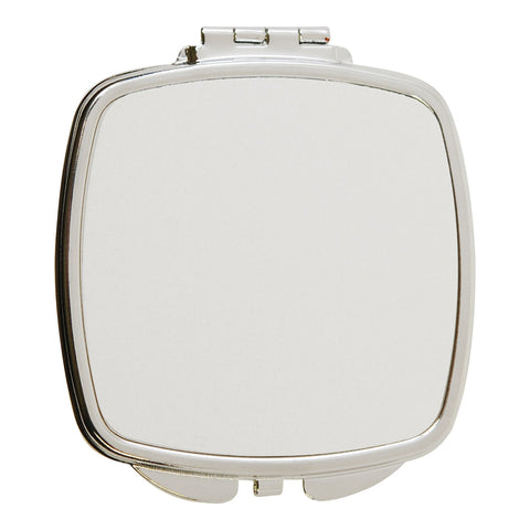 Compact Mirror Square Blank