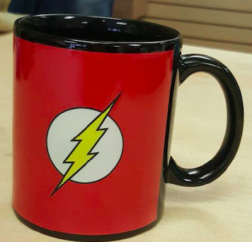Black coffee mug example