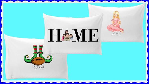 Pillow Cases - Create your own custom design