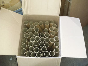 Mixed Size Case Of Posters (Qty 50, 25x2) - FBA and other pre-paid shipping labels