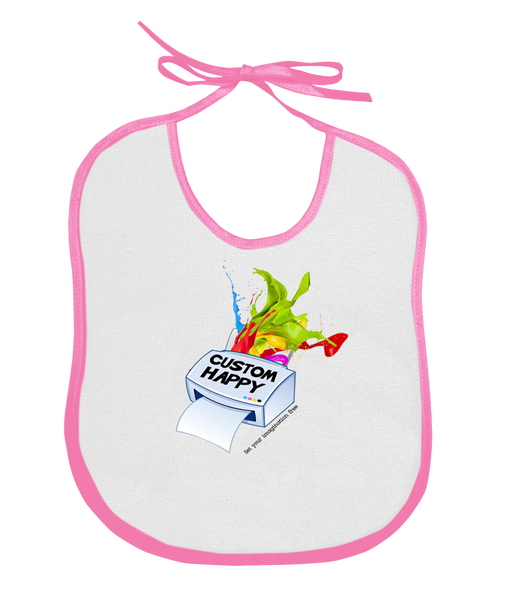 Personalized bibs - Create your own custom bibs