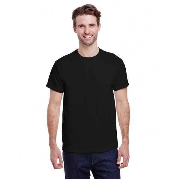 Gildan G500 T-Shirt Black Customized Tee Adult and Youth Sizes