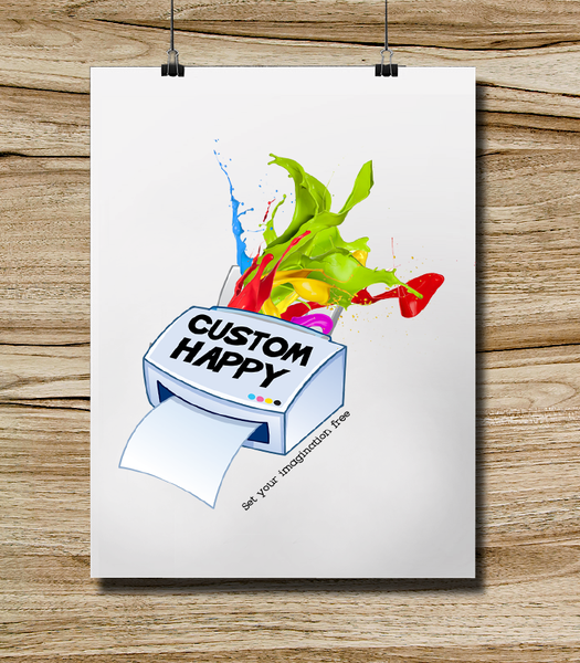 Personalized posters - Create your own custom posters