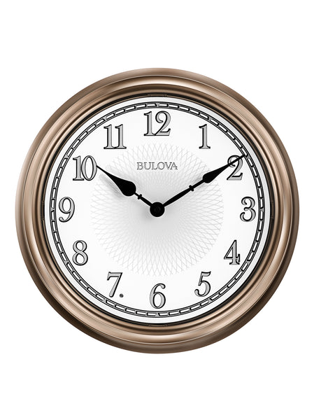 INDOOR/OUTDOOR CLOCKS